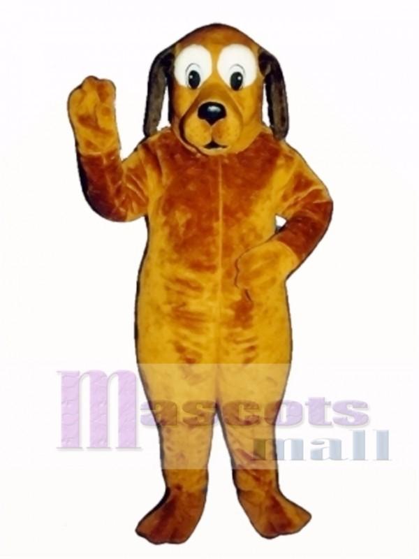 Cute Bailey Beagle Dog Mascot Costume