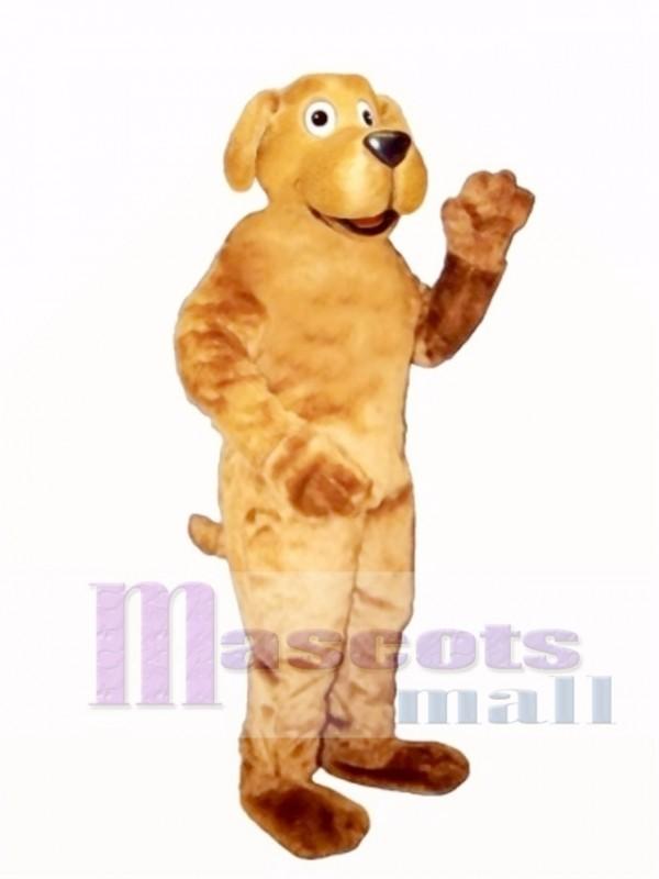 Cute Danny Dog Mascot Costume