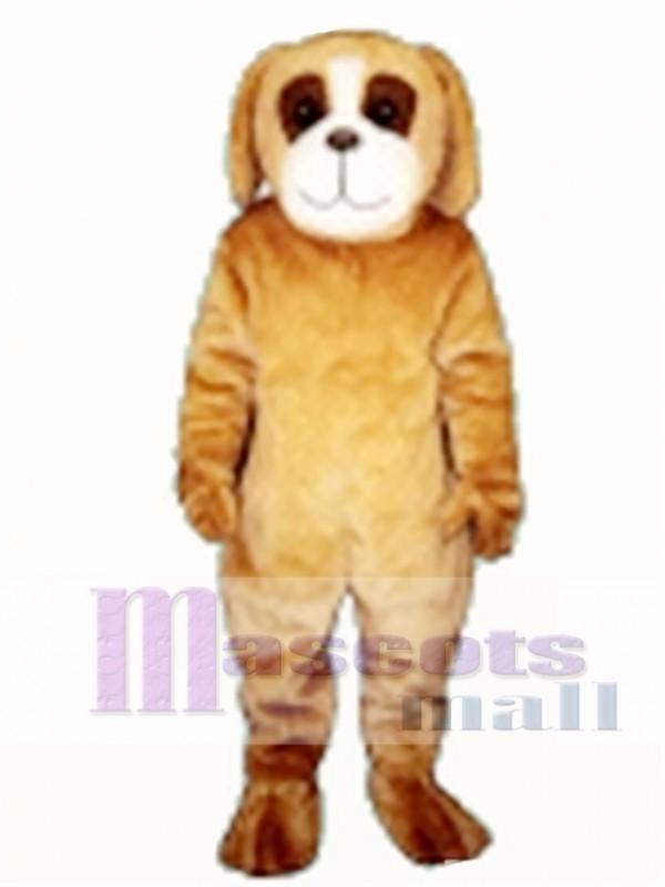 Cute Barkley Dog Mascot Costume