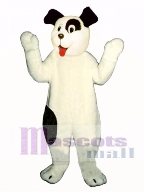 Cute Poochie Pup Dog Mascot Costume