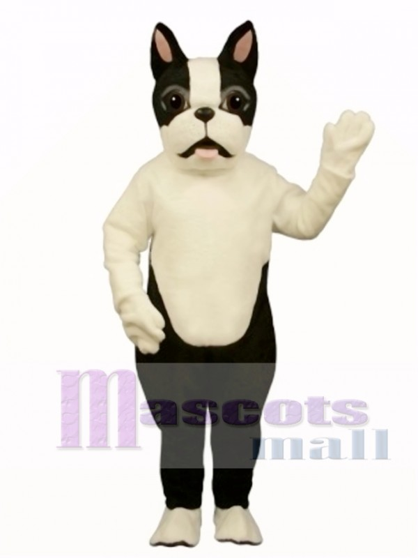 Cute Terri B. Terrier Dog Mascot Costume