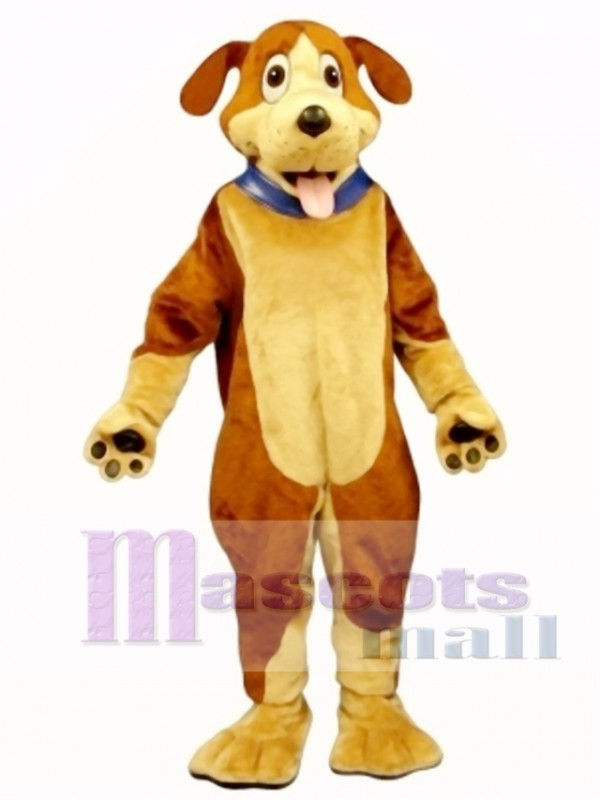 Cute Ben Beagle Dog Mascot Costume