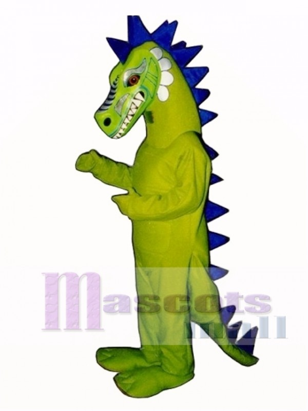 English Dragon Mascot Costume