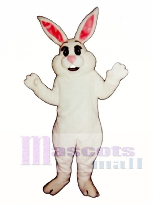 Easter Honey Bunny Rabbit Mascot Costume Mascot Costume