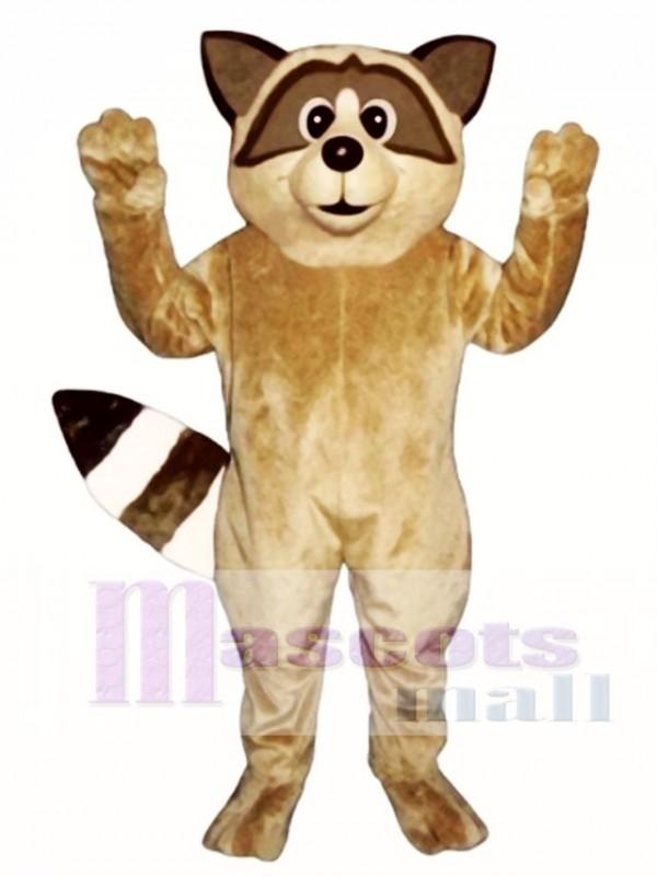 Corkie Coon Waschbär Maskottchen Kostüm Tier