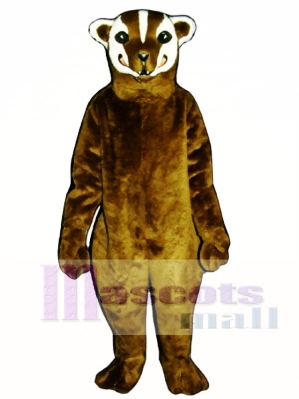 Badger Mascot Costume