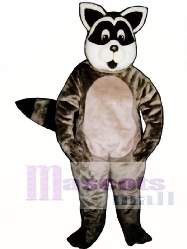 Tan Robbie Waschbär Maskottchen Kostüm Tier