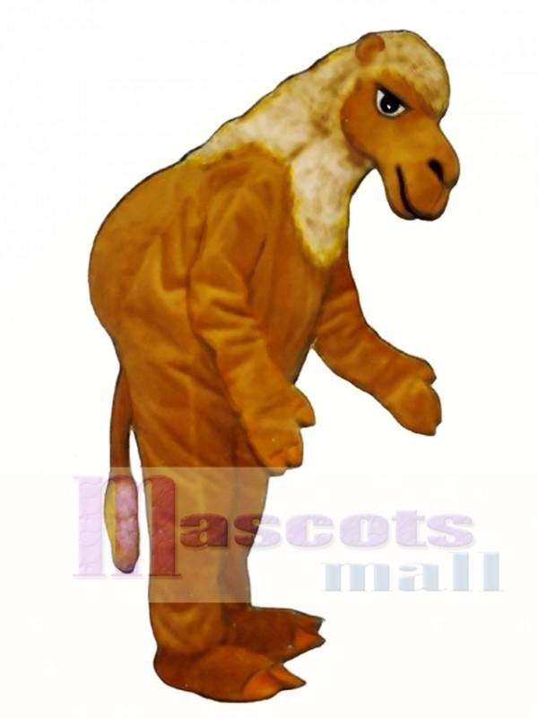 Camel Mascot Costume