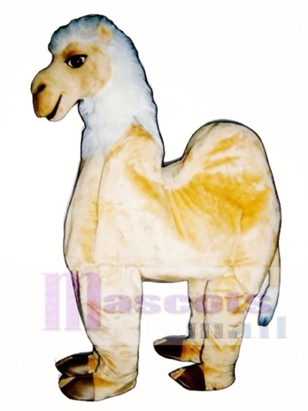 Two-Man Camel Mascot Costume