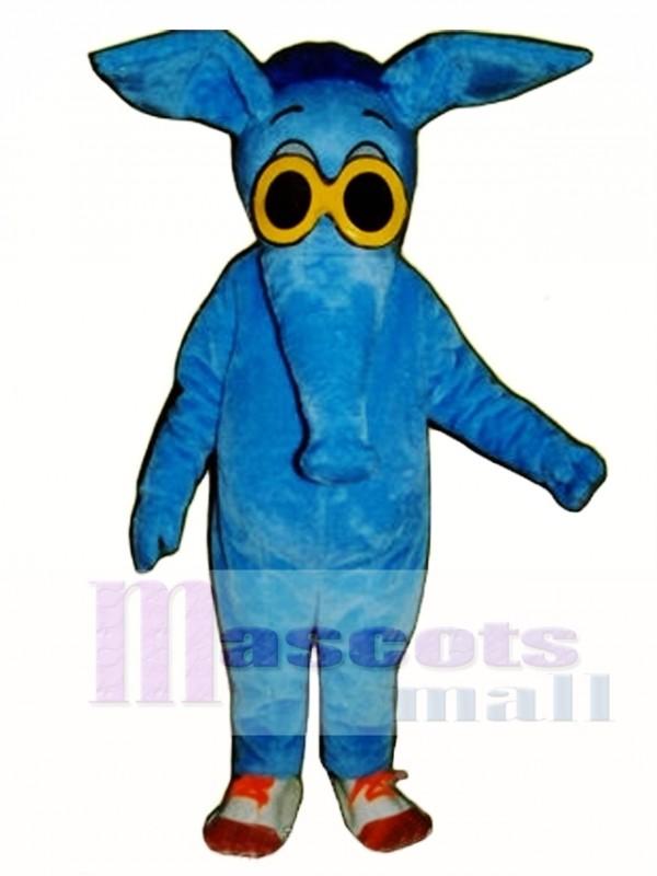 Aardvark with Attitude Mascot Costume