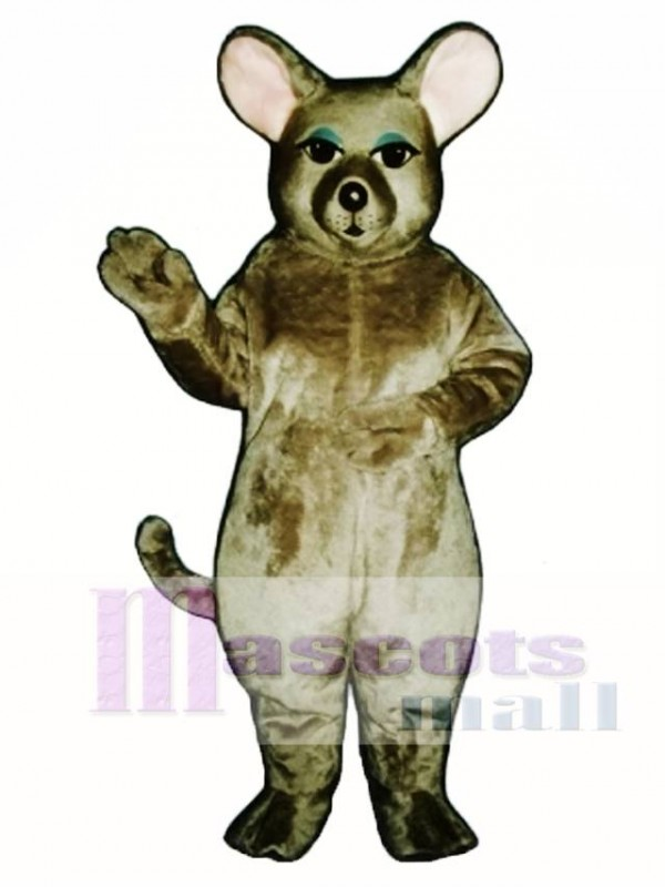 Door mouse Mascot Costume