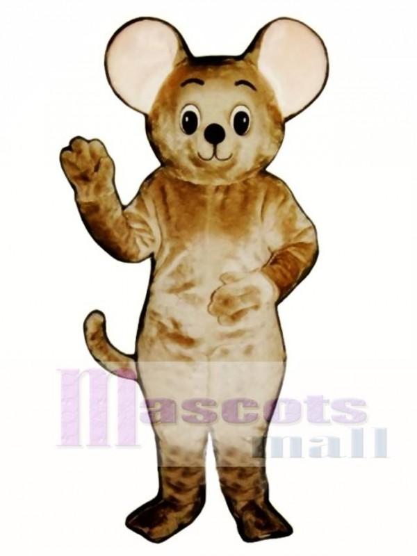 Maxi Mouse Mascot Costume