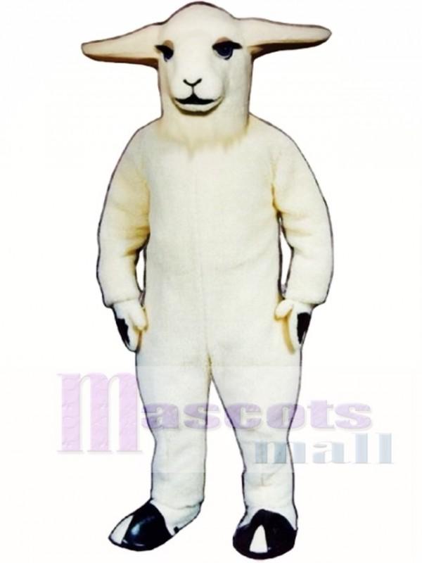 Girl Goat Mascot Costume