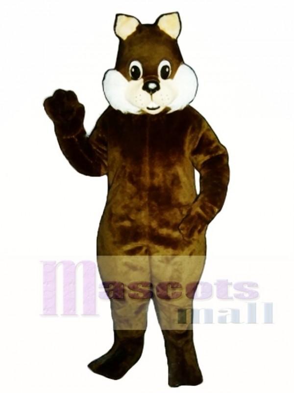 Chips Chipmunk Mascot Costume