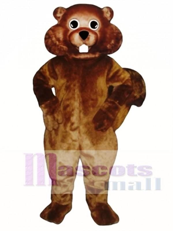 Nutty Squirrel Mascot Costume