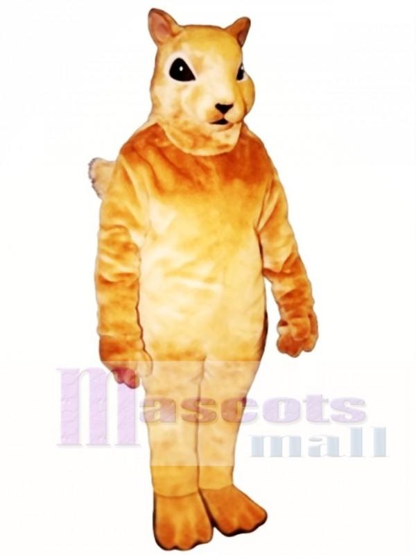 Squirrel Squirrely Mascot Costume