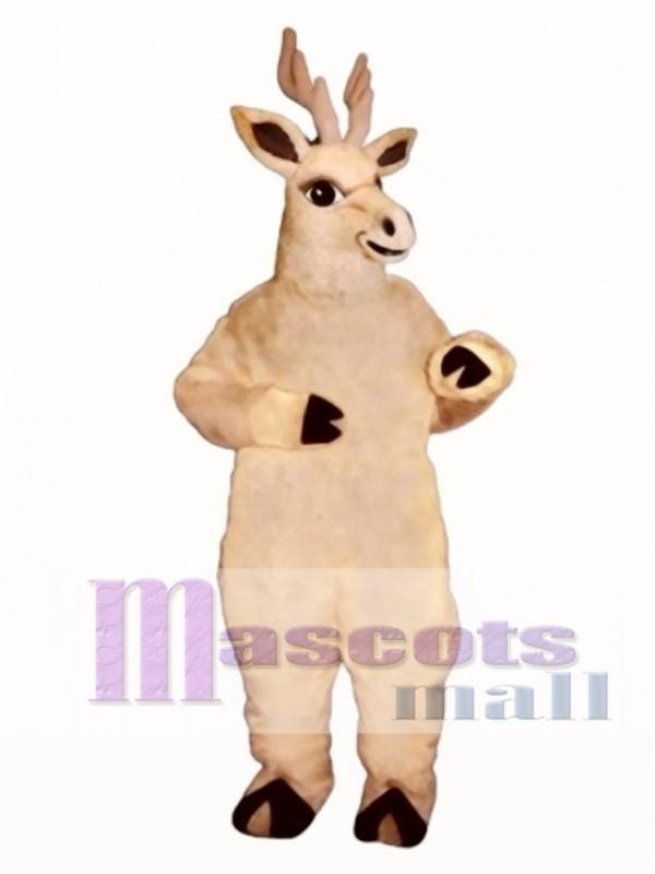 Cute Elk Deer Mascot Costume