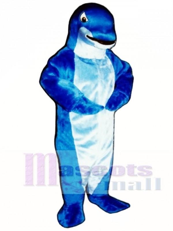 Cute Barracuda Mascot Costume