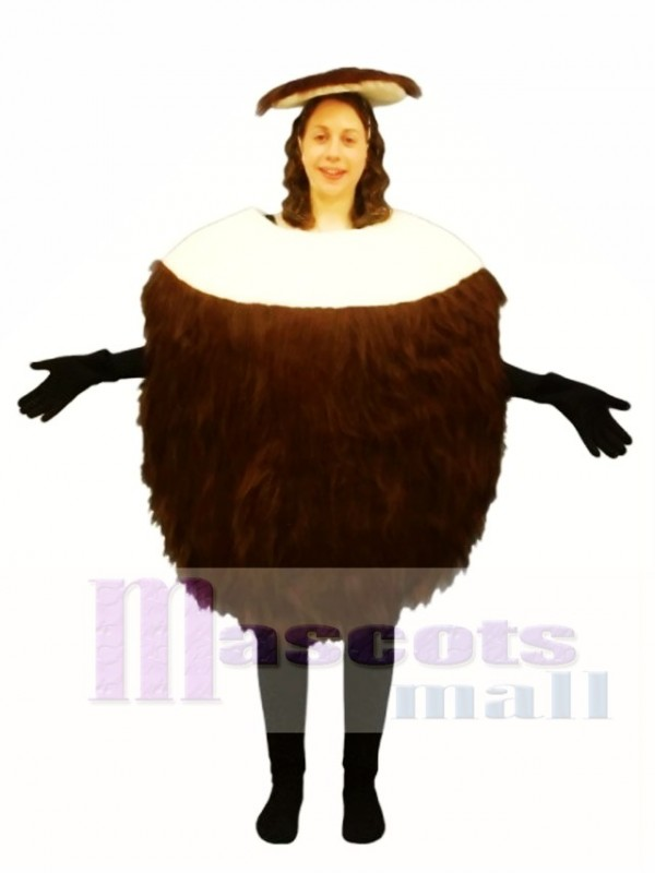 Coconut Mascot Costume