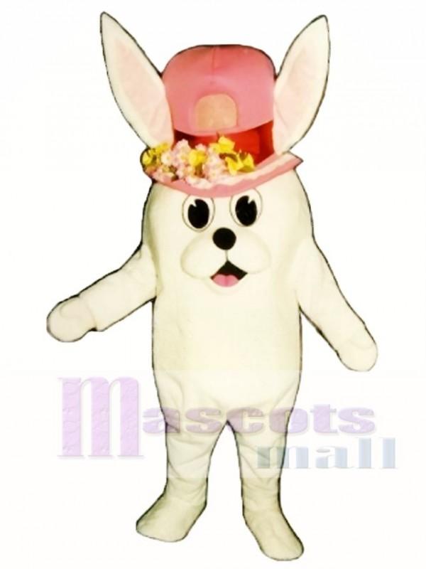 Easter Madcap Bunny Rabbit Girl Mascot Costume