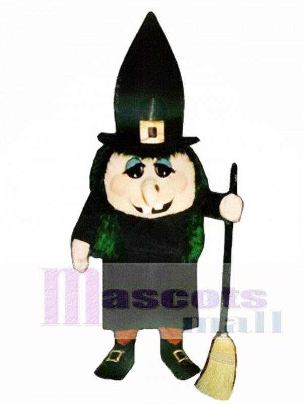 Madcap Witch Mascot Costume