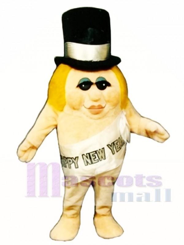 Madcap Baby New Year Mascot Costume