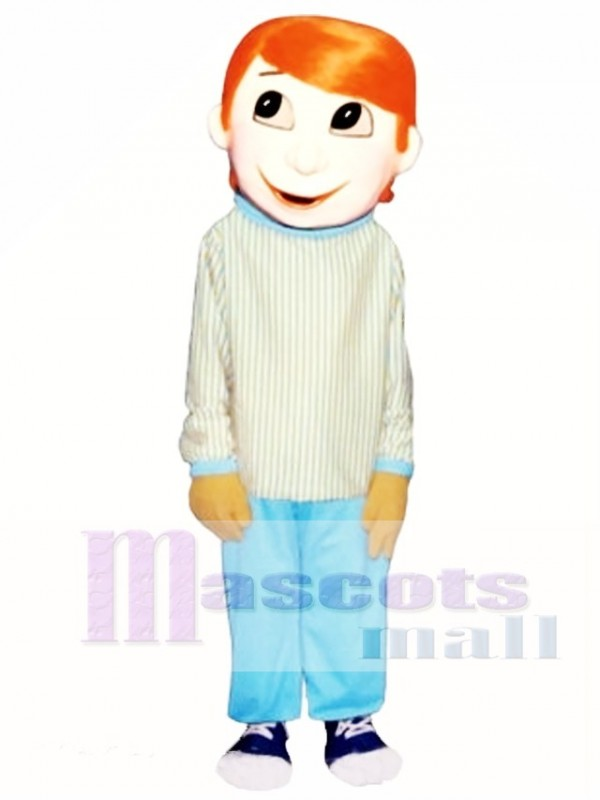 Boy Mascot Costume People