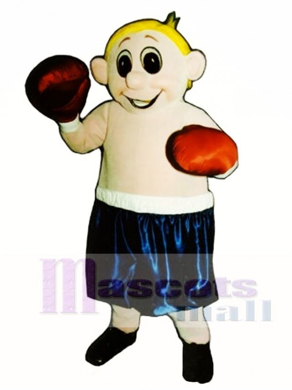 Prize Fighter Mascot Costume