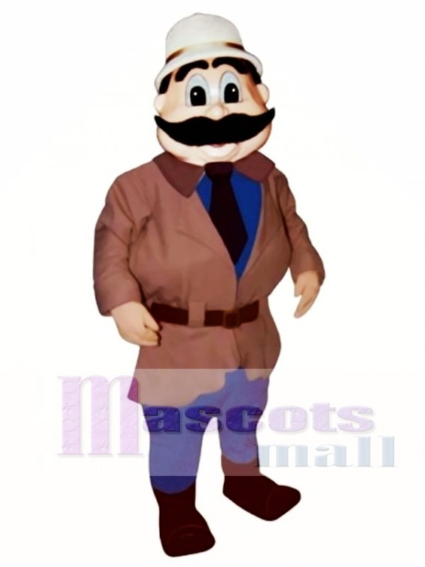 Explorer Mascot Costume