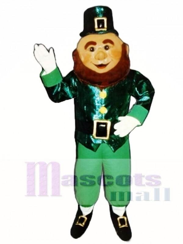 St. Patricks Day Leprechaun Maskottchen Kostüm Menschen