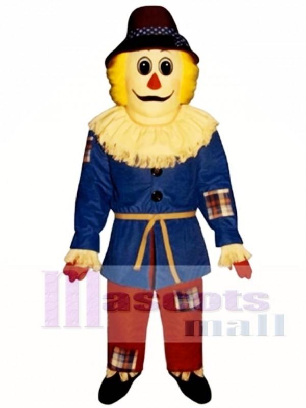 Scarecrow Mascot Costume