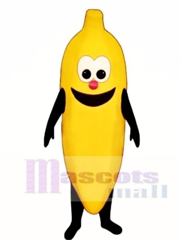 Happy Banana Mascot Costume