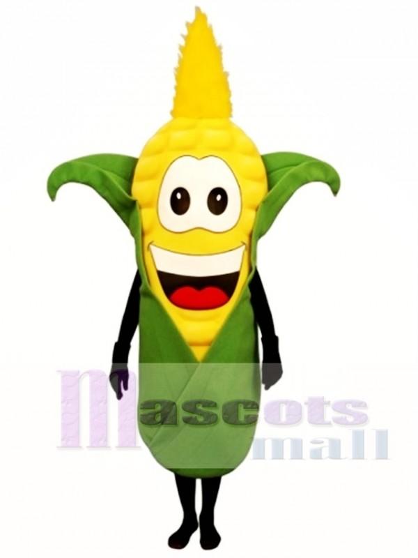 Husky Corn Mascot Costume