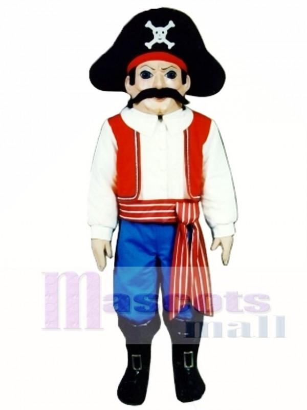 Pirate Mascot Costume