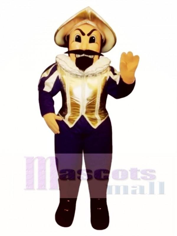 Conquistador Mascot Costume
