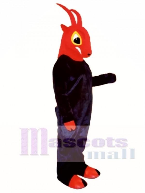 Cute Rally Ram Mascot Costume
