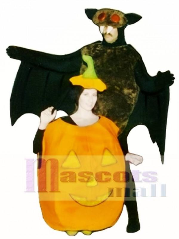 Pumpkin Mascot Costume