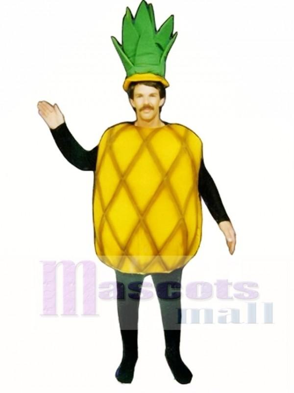 Pineapple Mascot Costume