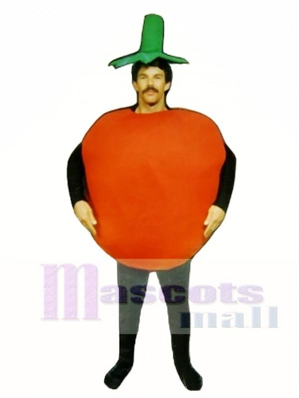 Tomato Mascot Costume