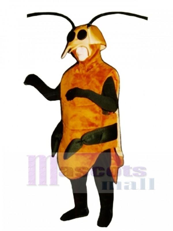 Cockroach Mascot Costume