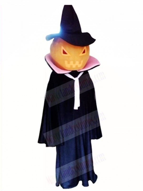 Pumpkin Ghost Spirit Mascot Costumes Halloween
