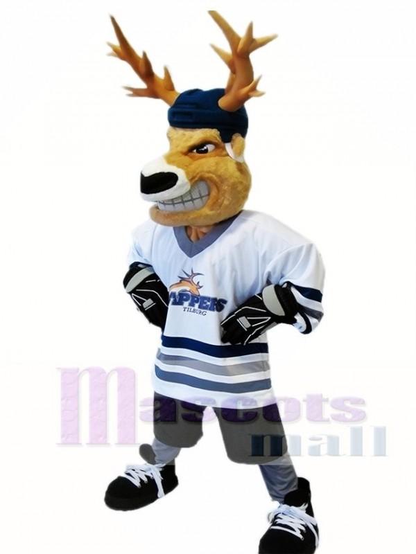 Tan Deer Mascot Costumes Animal