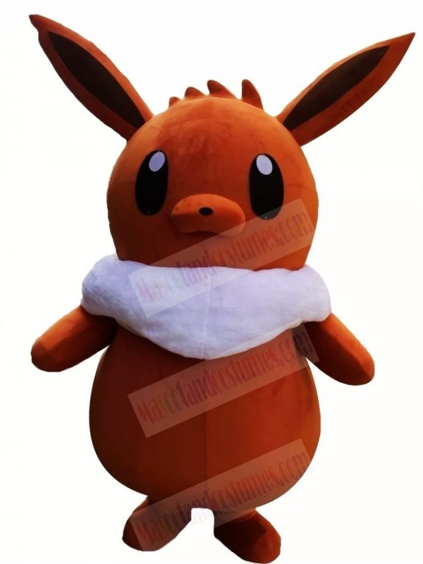 Pokémon Pokemon Go Eevee Eievui Mascot Costumes Cartoon