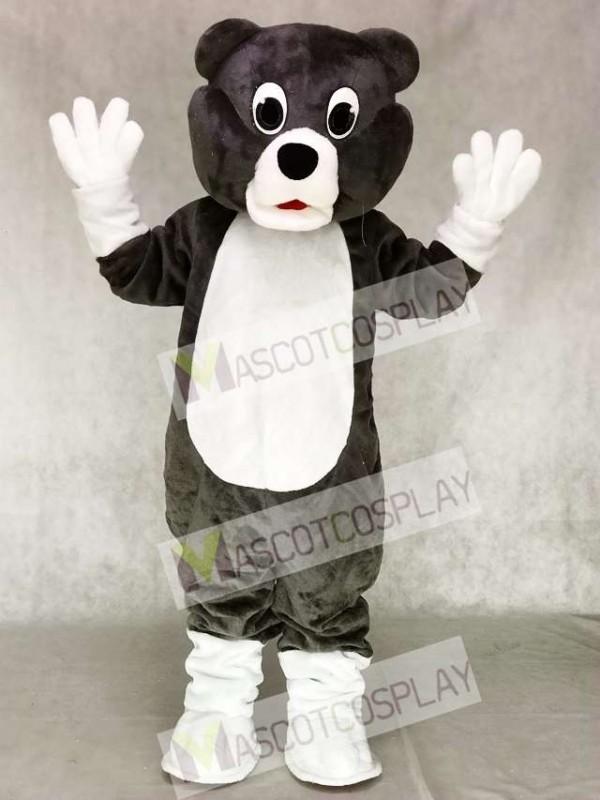 Cute Bear Cub Mascot Costume