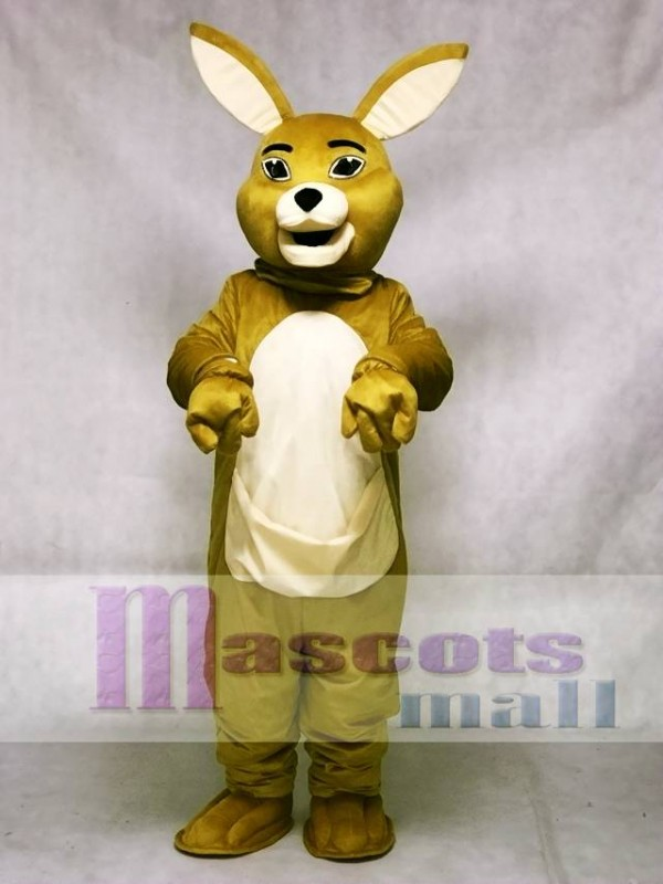 Kangaroo Mascot Costume Animal
