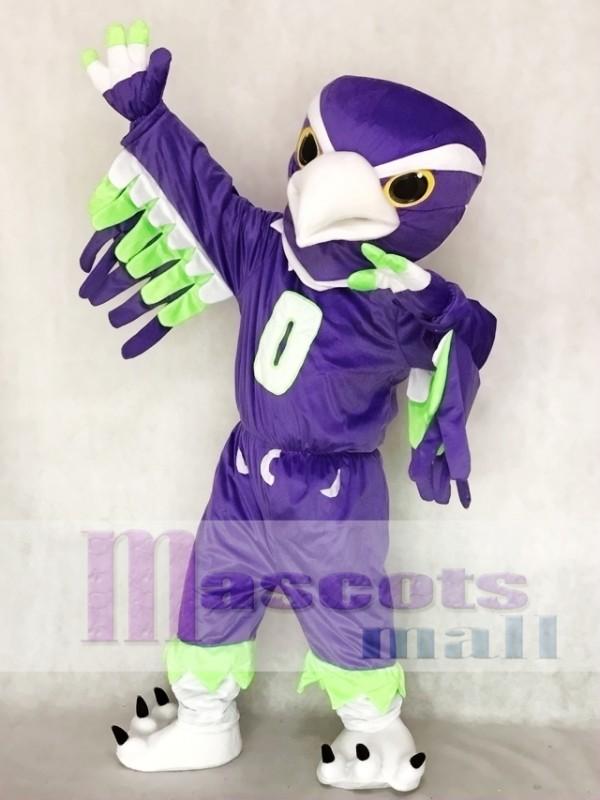 Seattle Seahawks Blitz the Seahawk BOOM the Seahawk Mascot Costume