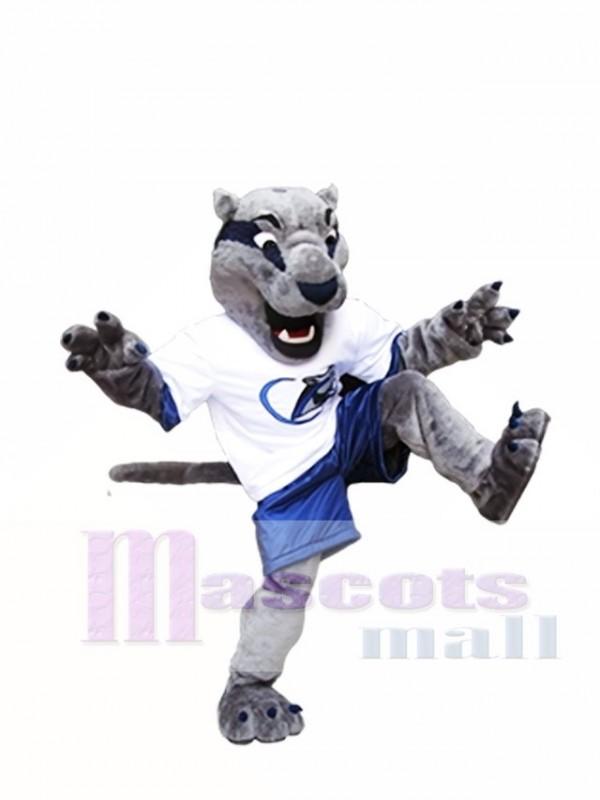 Grey Wolf Mascot Costume Gray Wolf Mascot Costumes
