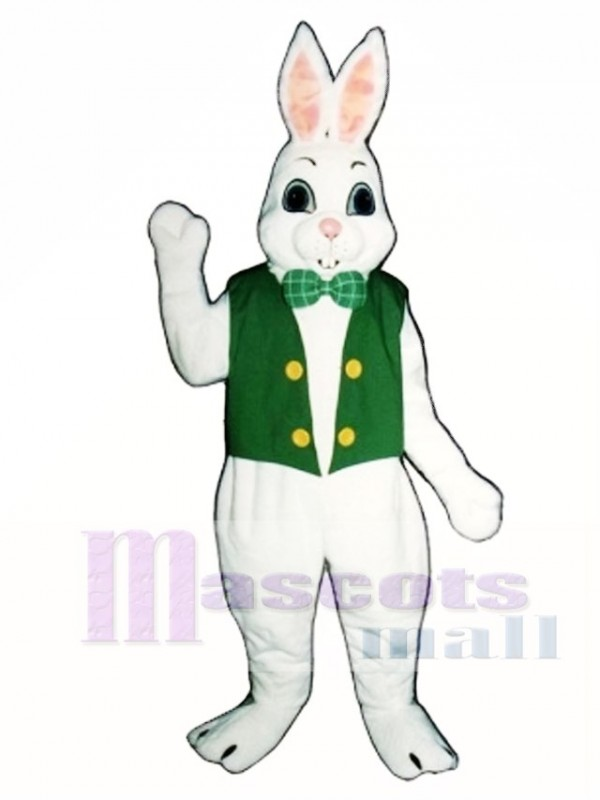Easter Ricky Bunny Mascot Costume
