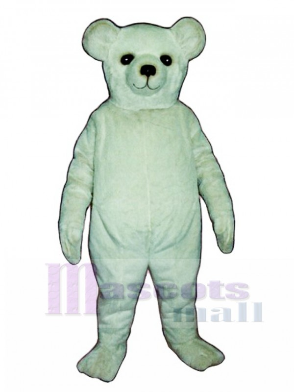 New Snow Bear Mascot Costume