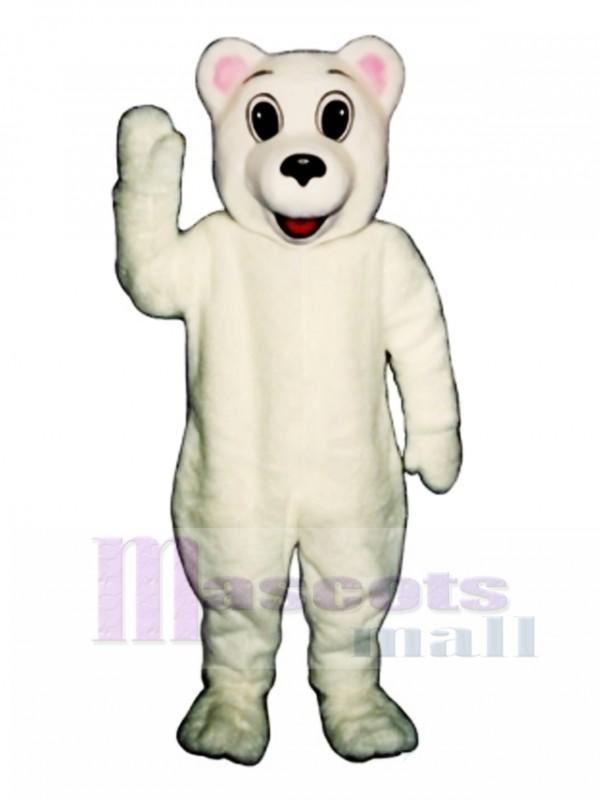 New Winter Bear Mascot Costume